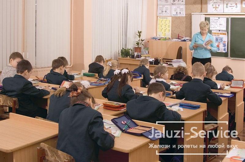 Жалюзи в школу, детский садик